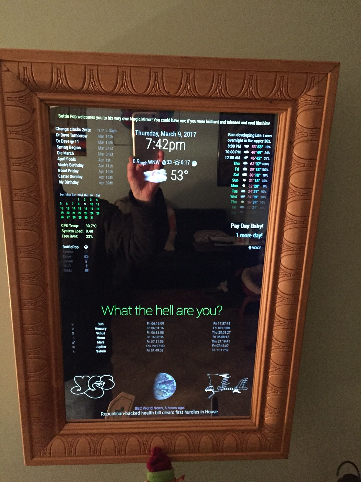 Magic Mirror 2